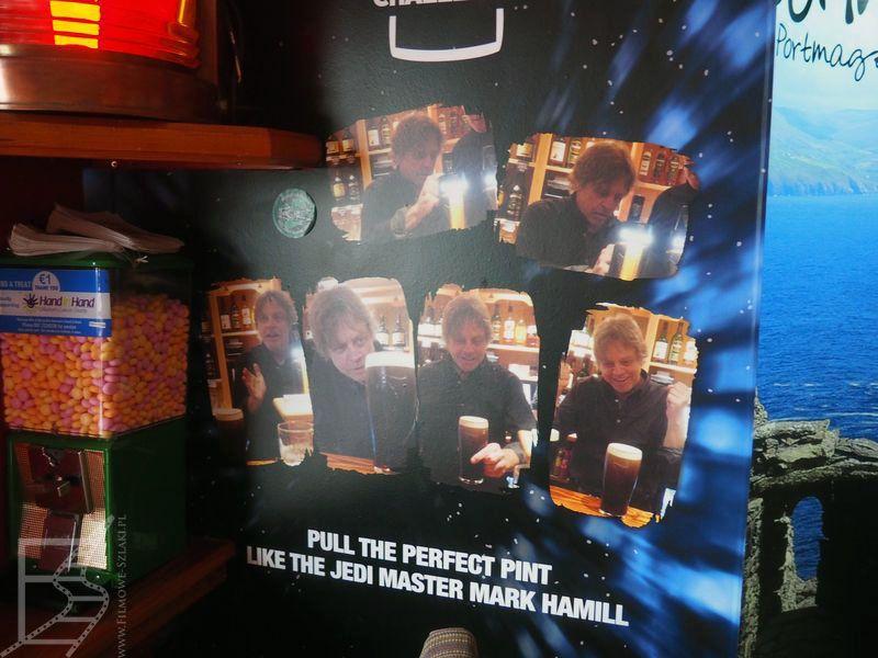 """Pamiątkowe zdjęcia z Markiem Hamillem w """"The Moorings"""""""