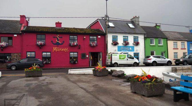 Portmagee, Pierścień Kerry i południowo-zachodnia część hrabstwa Kerry