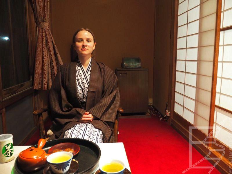 Ryokan w Yudanaka