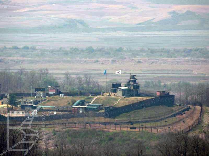 Granica koreańska