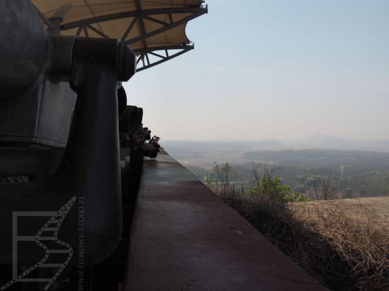 Oglądanie Korei Północnej