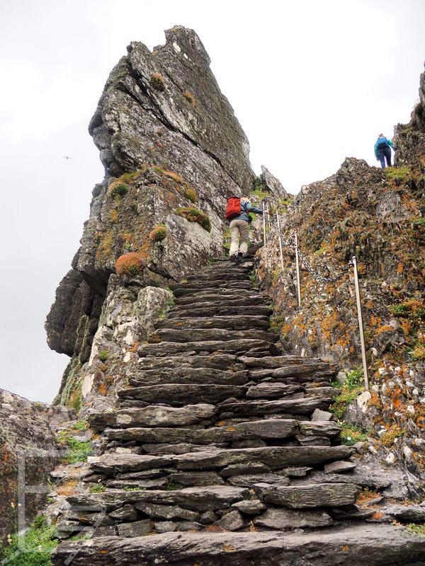 Schody do klasztoru
