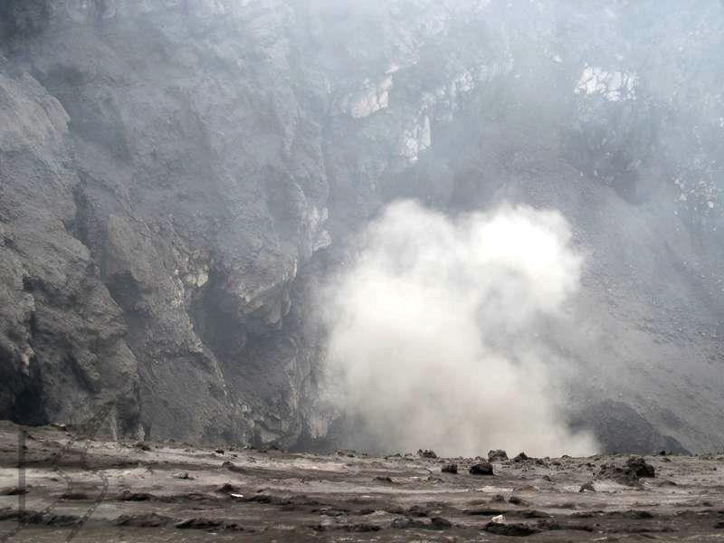 Okolice krateru