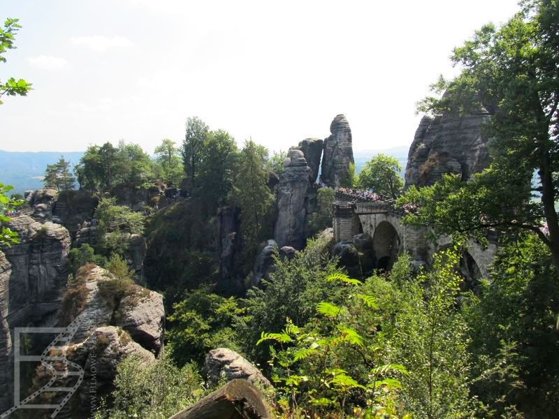 Most - Bastei