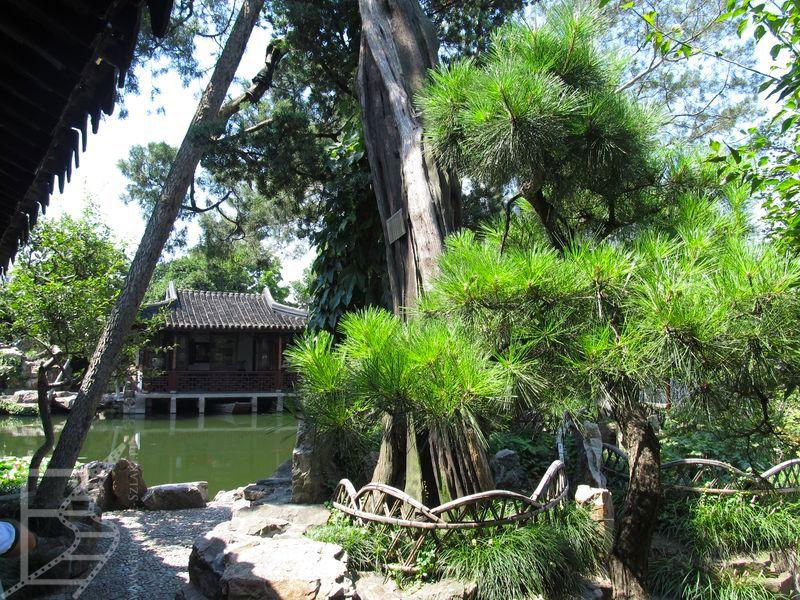 Ogród Mistrza Sieci (Suzhou)