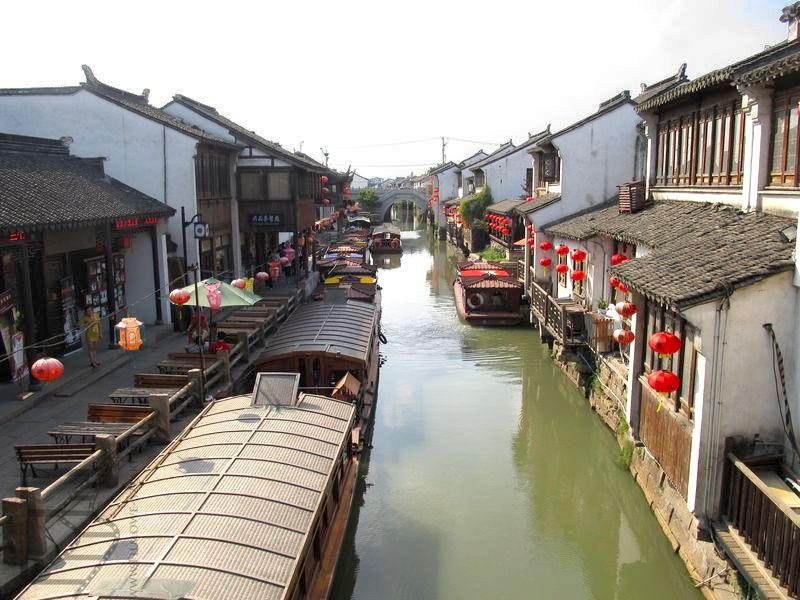 Shantang w Suzhou