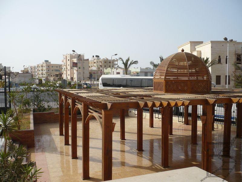 Meczet - Hurghada