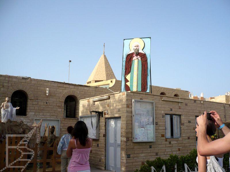 Kościół koptyjski (Hurghada)