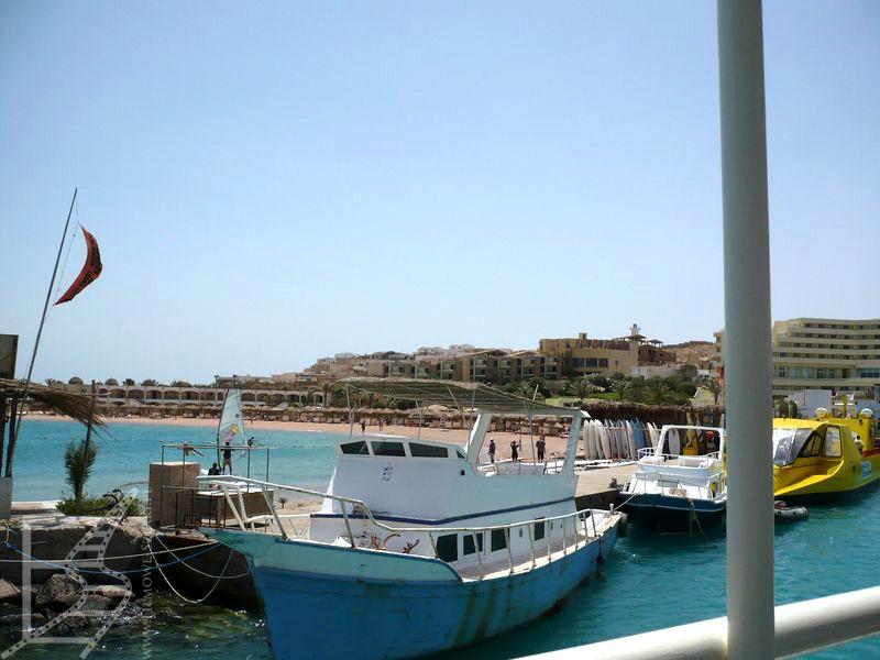 Port w Hurghadzie