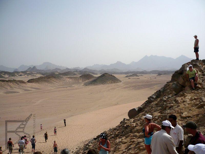 Sahara - wycieczka z Hurghady