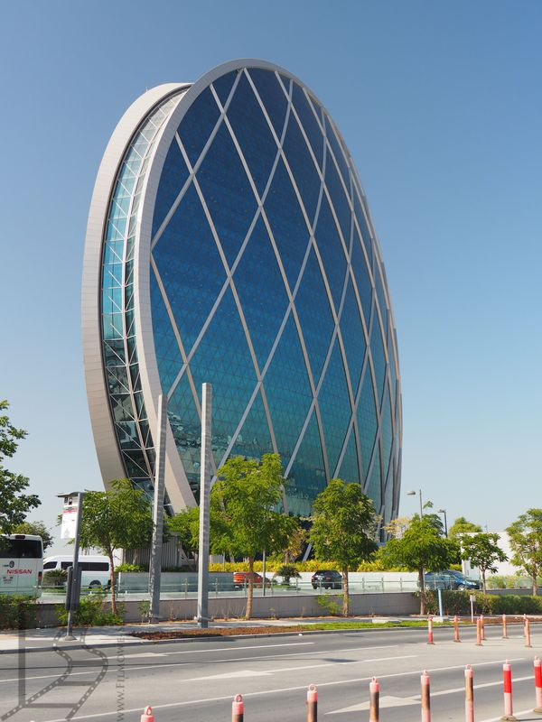 Aldar Headquaters