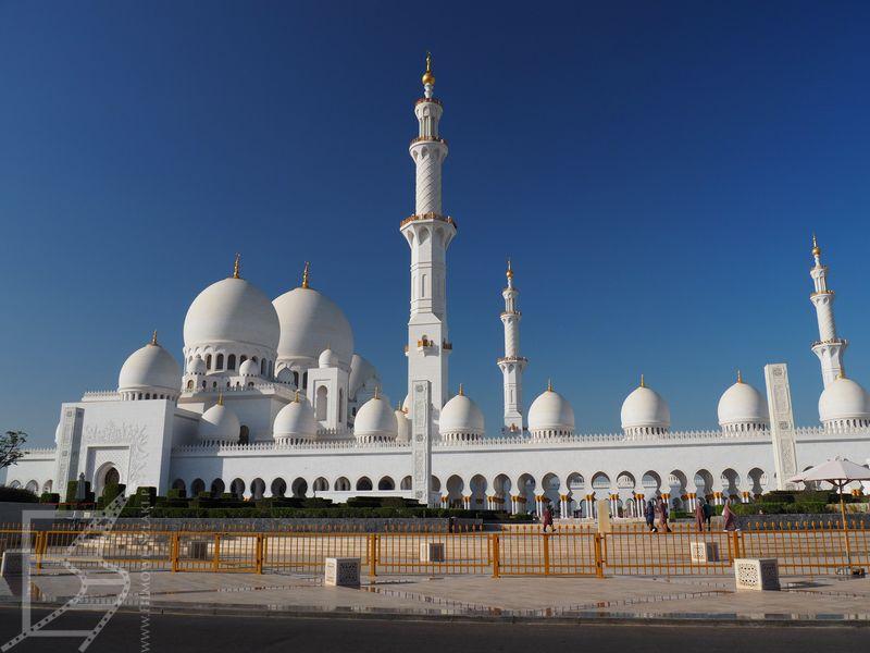 Wielki Meczet Szejka Zajida w Abu Dhabi
