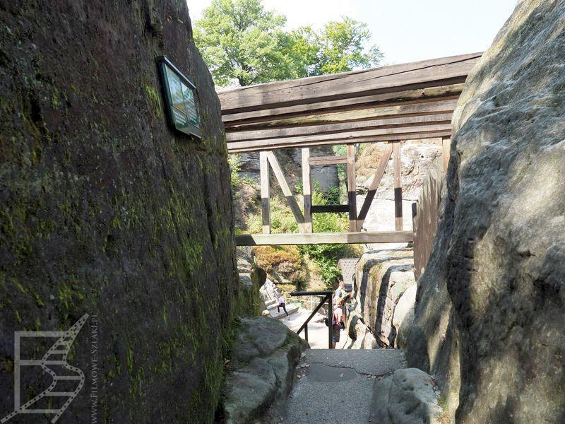 Ruiny zamku Neurathen