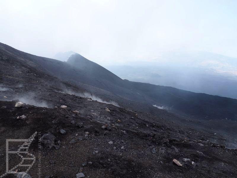 Zbocze krateru