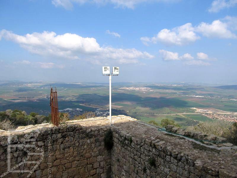 Widok z góry Tabor