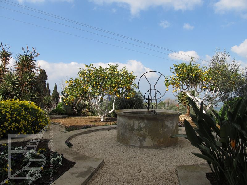 Ogrody na górze Tabor