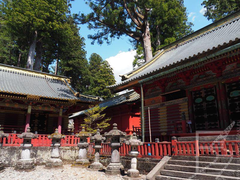 Tōshō-gū w Nikko