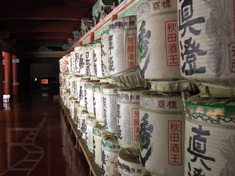 Beczki po sake