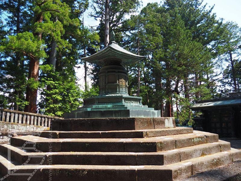 Mauzoleum Tokugawy w Nikko