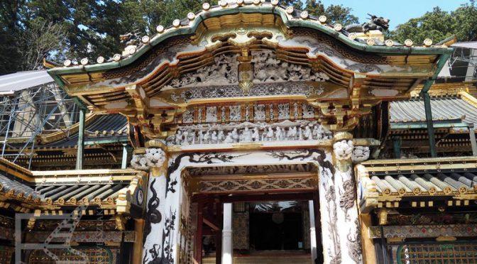 Nikko, najsłynniejsze świątynie Japonii
