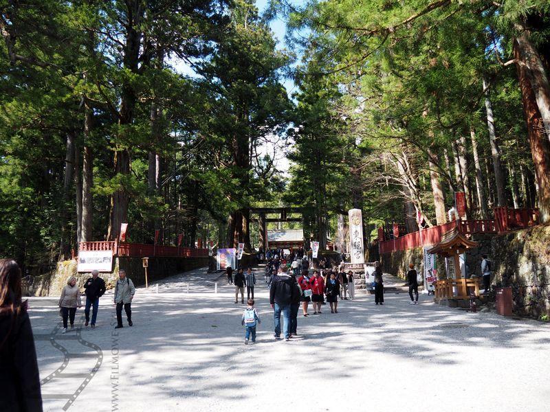 Droga do Tōshō-gū