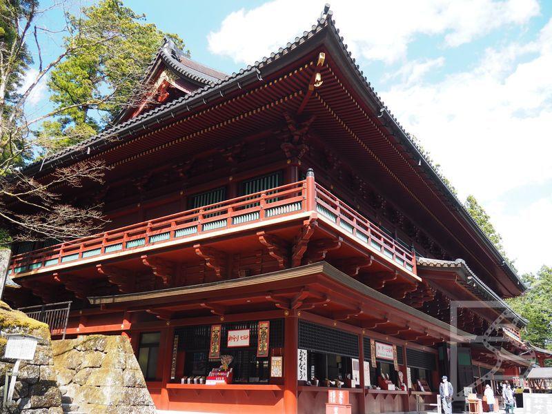 Rinno-ji w Nikko