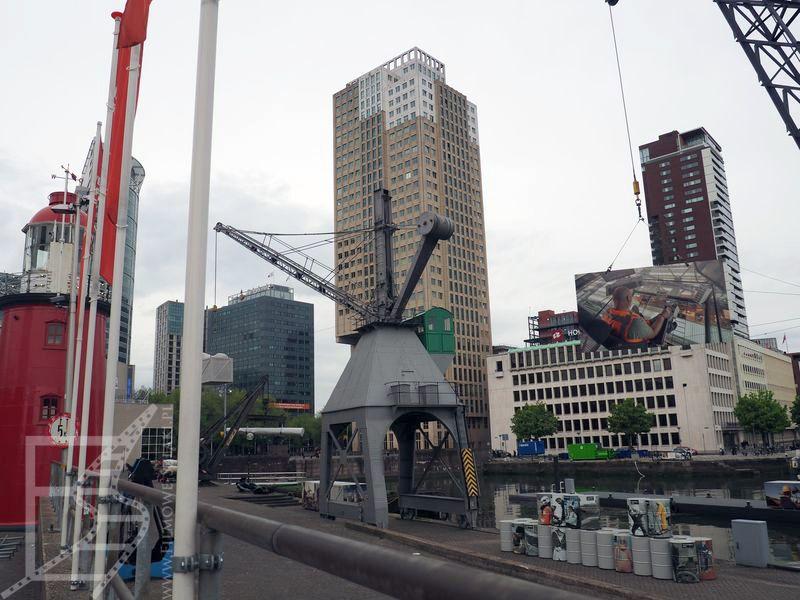 Stary port - Rotterdam