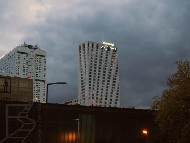 Wieżowce w Rotterdamie