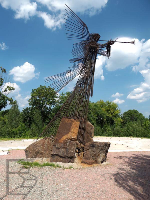 Apokaliptyczny Anioł Zagłady (Czarnobyl)
