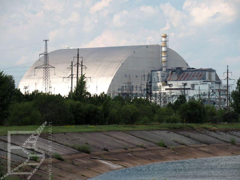 Reaktor nr 4 elektrowni w Czarnobylu