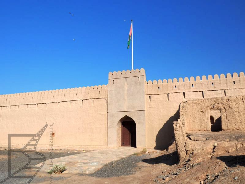 Fort w Omanie