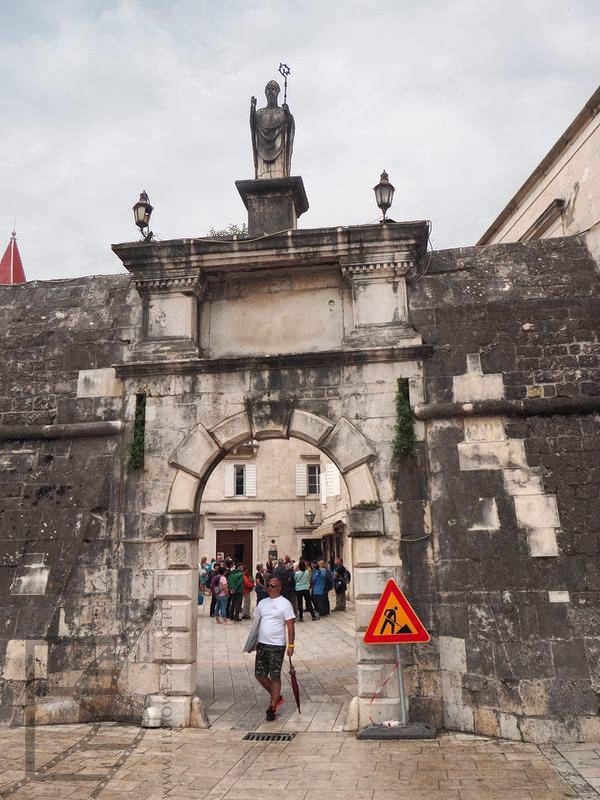 Brama Północna w Trogirze