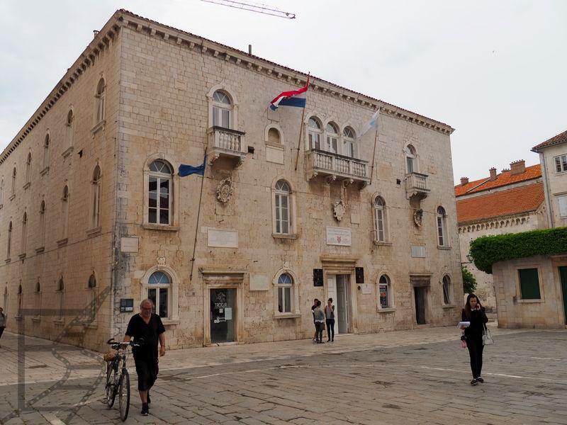 Pałac Ćipiko w Trogirze
