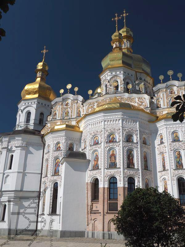 Ławra Peczerska (Kijów) - Sobór Uspieński