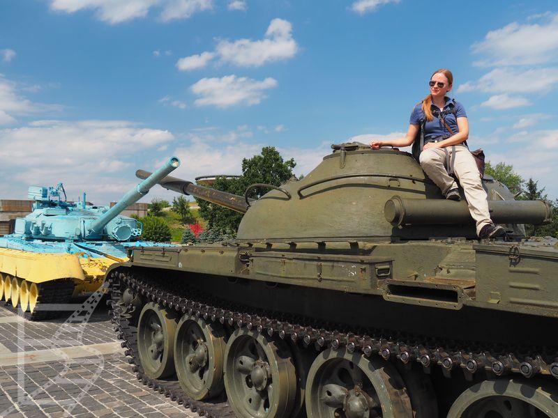 Czołgi - najnowsze nabytki z wojny w Donbasie