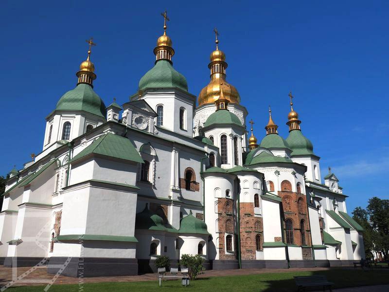 Sobór Sofijski w Kijowie