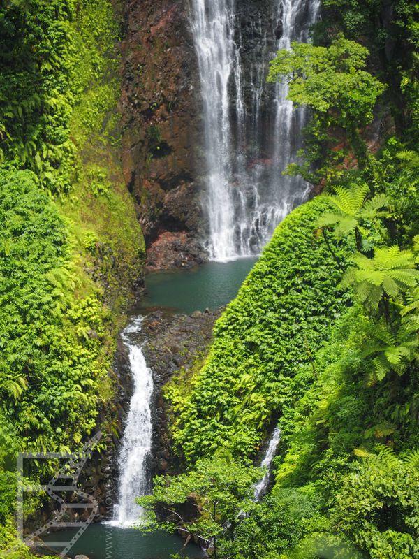 Wodospad Papapapaitai, Upolu, Samoa