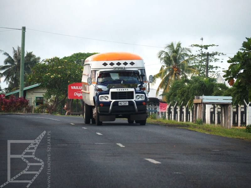 Transport publiczny na Upolu (Samoa)
