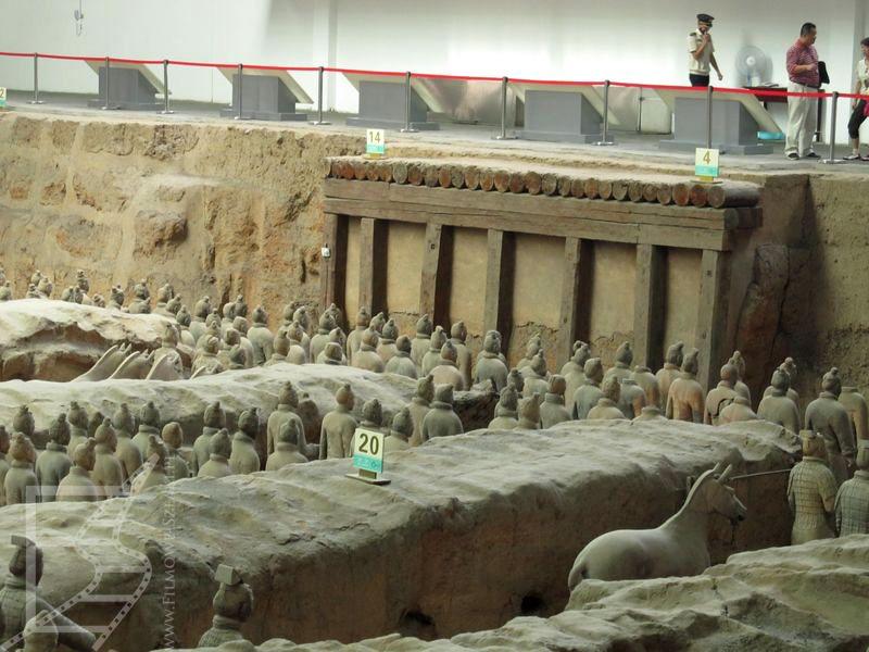 Mauzoleum Qin Shi (Terakotowa Armia)