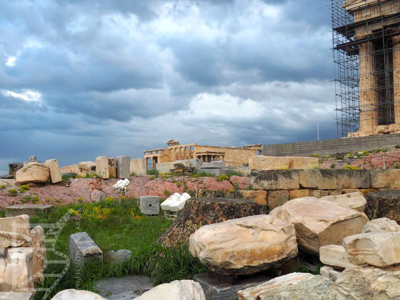 Akropol, Ateny