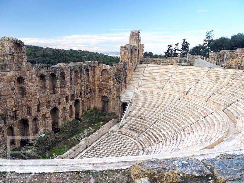 Odeon Heroda Attyka