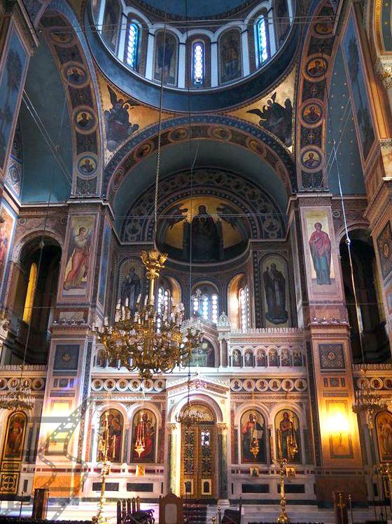 Katedra Zwiastowania Matki Bożej w Atenach