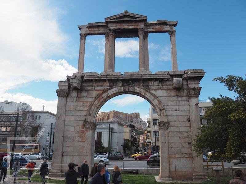 Łuk Hadriana