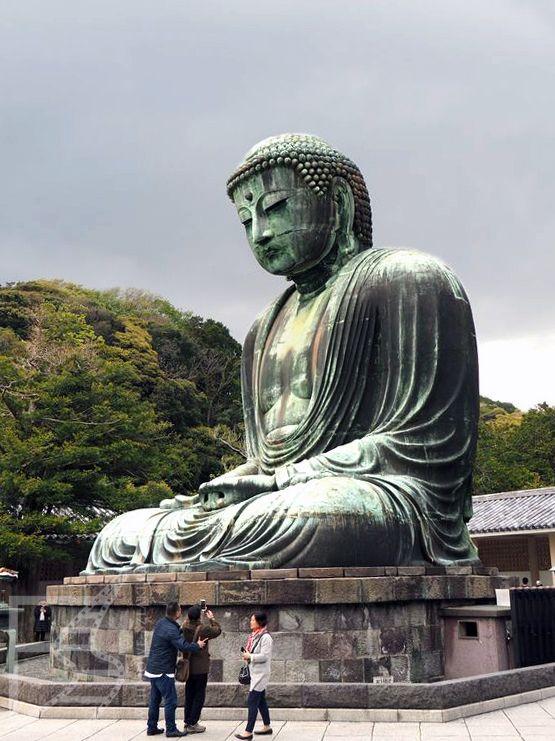 Kamakura - Wielki Budda