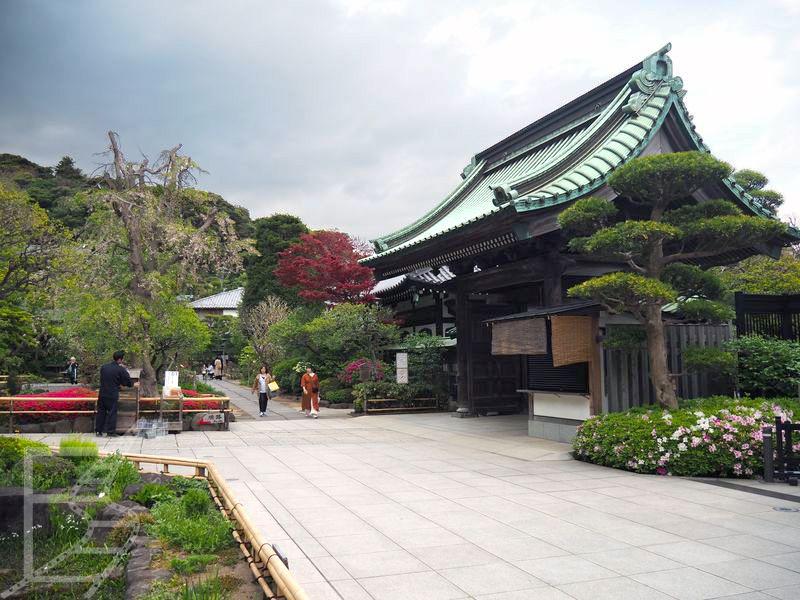 Hase-Dera - Kamakura