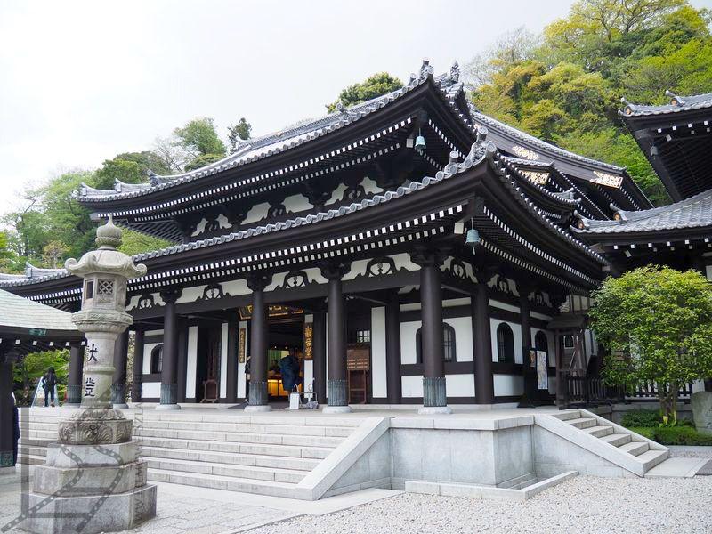 Świątynia Hase-dera (Kamakura, Japonia)