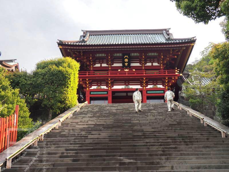 Tsurugaoka Hachimangū - Kamakura