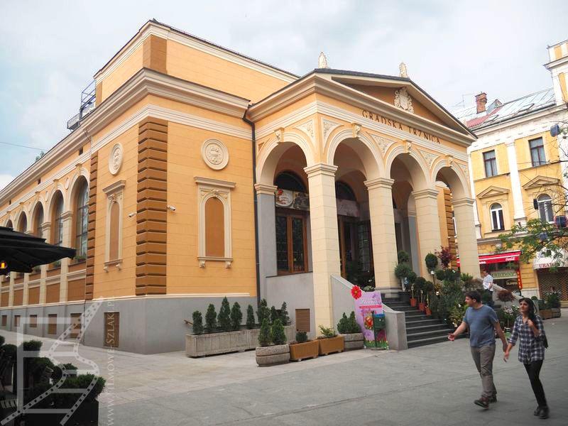 Gradska tržnica Markale