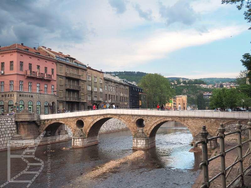 Most Łaciński w Sarajewie