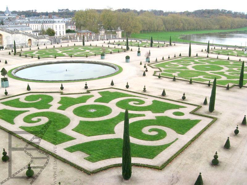 Ogród francuski - Wersal